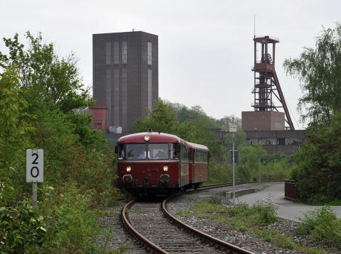 Schienenkreuzfahrt mit dem VT 98 am 03. Juni 2017 1 Erwachsener